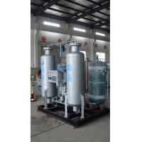 China Gray High Pressure Nitrogen Generator Whole System Include Booster Pump on sale