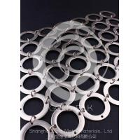 Cheap stainless steel ring decoration mesh/ring wire mesh for sale