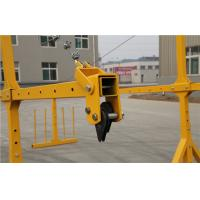 Cheap Professional Suspended Access Platforms for sale
