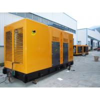 Cheap 500KW / 625KVA Diesel Generating Stes 12 cylinder Cummins Engine , Silent Type for sale