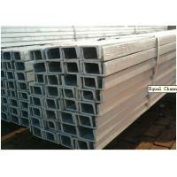 Cheap High Tensile Stainless 8# 304 Stainless Steel U Channel Bars Shapes For Construction for sale