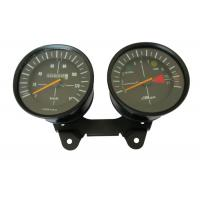 Cheap ABS Motor Gauges CG125 82 Motorcycle Speedometer Kit For Honda for sale