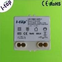 Cheap Short Circuit Protection Regula Constant Current LED Driver for Overhead Lighting 500mA 5V for sale