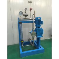 Cheap Single Pump Skid Mounted Pumping Systems Chemical For Oil Production for sale
