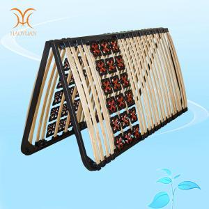 China Discount Folding Wooden Slat Bed Base Wholesales on sale