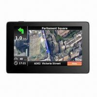 Cheap Promotional GPS Car Navigation System with Navigation/Multimedia/E-book/Photo Viewer Functions for sale