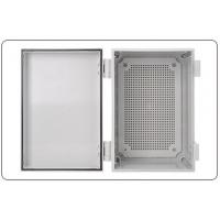 Cheap 600x400x220mm Large ABS Plastic Waterproof IP65 Universal Hinged Electrical Enclosures for sale