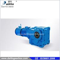 China K Series Helical-Bevel Gear Reducer on sale