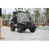 Cheap 200cc go kart buggy with jeep style for 2 seats GY6 engine wholesale