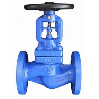 Cheap NR DN80 PN16 Screw Down Check Globe Valve FTF-310 GGG-40.3 Flange Dia 200 – 8 Holes for sale