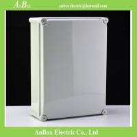 Cheap 380*280*130mm project abs waterproof enclosure for sale