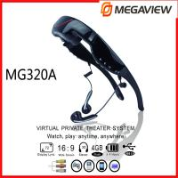 Cheap Mobile Theatre Full HD 1080P Video Glasses Play Game With PS2 , PS3 , Xbox , Wii for sale