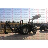 Cheap Tractor with Front End Loader for Loading Goods for sale