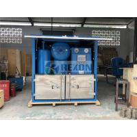 Cheap Weather Proof Type High Capacity Vacuum Insulating Oil Purifier Machine 18000Liters/Hour for sale