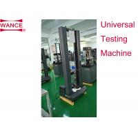 Cheap Non Clutched Drives Electromechanical Universal Testing Machine 420mm Test Width for sale