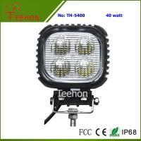 Cheap 40W CREE LED Light Offroad Driving Lights Hot LED Work Light for sale