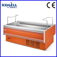 Cheap Hot sale restaurant display counter commercial refrigerator open display refrigerator for sale