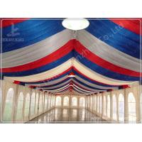 Cheap Roof Lining Cassette Floorboards Outdoor Party Tents Custom Waterproof Marquee Hire wholesale