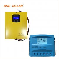 Cheap 10A 20A 30A Solar Charger Controller , 12v 24v auto LCD screen PWM solar charger for sale