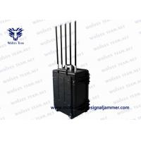 Buy cheap High Power 20 - 6000Mhz VIP Protection Defence Vehicle Bomb Jammer Cell Phone from wholesalers