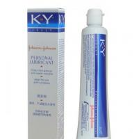 China Johnson and Johnson KY Personal Lubricant Cream K Y Penis Enlargement jelly personal lubricant 50g on sale