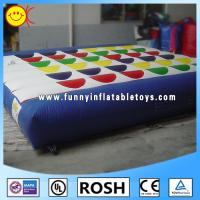 Cheap Commercial Giant Inflatable Mattress / Inflatable Cushion For Jumping for sale
