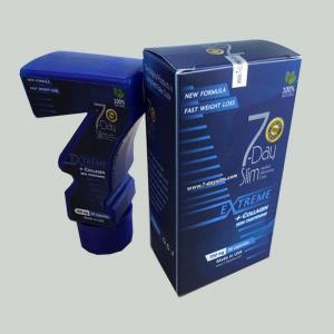Quality 7 Day Slim Platinum Origina Weight Loss Supplements Lowers Acid - Alkali Levels wholesale