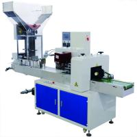 Buy cheap Flexible High Speed Drinking Straw Packing Machine Fully Automatic from wholesalers