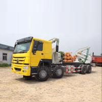 Cheap TITAN 20 ft Container side loader Truck , Sidelifter Truck for sale for sale