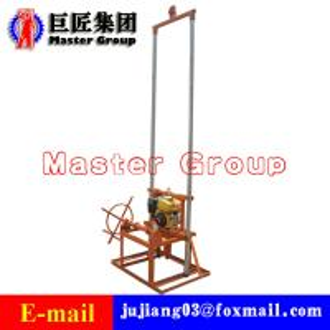 Cheap Gasoline water drilling machine small mini borehole drilling rigs for sale for sale