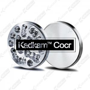 China Kadkam CoCr Cobalt chrome milling block dental CAD/CAM alloy disc on sale