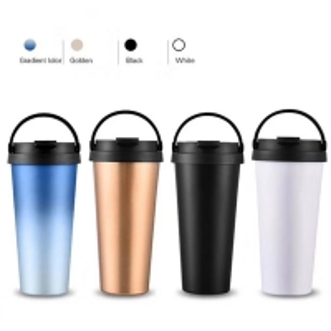 Cheap LFGB Stainless Steel Vacuum Travel Mug for sale