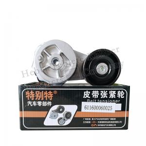 China 611600060025 Truck Belt Tensioner Pulley Engine Parts on sale