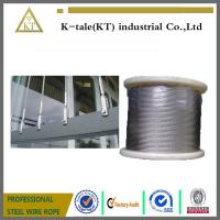Cheap Stainless Steel Wire Rope Balustrade for sale