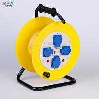 Cheap Waterproof Extension Cord Hose Reel Drum ABS Palstic Material 1800~5000 Watt for sale