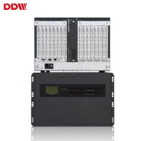 China Hybrid Signal Flexibility Video Scaler Switcher , Meeting Room Video Wall Multiplexer on sale