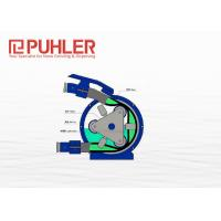 China Multifunction Industrial Peristaltic Pump / Peristaltic Hose Pump Squeeze Structure on sale