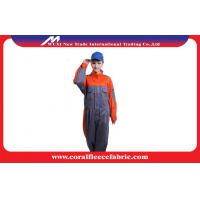 Cheap Polyester High Visibility Flame Retardant Workwear FRC / FR Clothing for Fireman Costume for sale