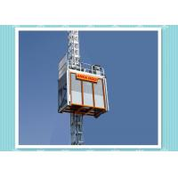 Cheap High Performance Passenger And Material Hoist Platform With 2000kg Load Capacity for sale
