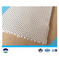 Buy cheap High Strength White Woven Multifilament Geotextile 460gsm from wholesalers