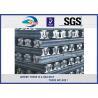 Buy cheap Chinese Standard Crane Rail YB/T5055-93 QU70, QU80, QU100, QU120 with U71Mn at 12m from wholesalers