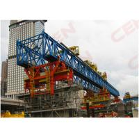 Cheap JQIV220T-35M beam launching gantry with a diesel generator to meet for sale
