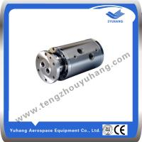 Cheap 4 channel high pressure low speed hydraulic rotary joint,rotary union for sale
