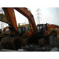 Cheap Hitachi ZX330 Used Excavator year 2006  / 6525 hours with 1.6cbm capacity for sale