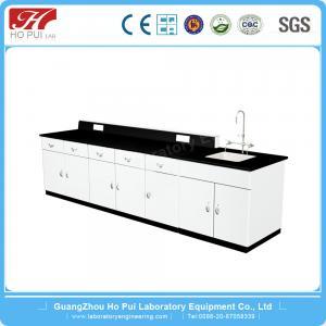 China Modular Laboratory Work Benches Flooring Custom Alkali Resistance on sale