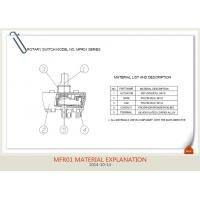 One Position To 10 Position Switch With 360 Degree Excon