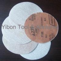 China Norton A275 Psa Disc / Sanding Disc / Velcro Abrasive Disc Metal Wood on sale