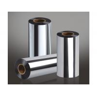 China Hot selling 30 mic metalized CPP film VMCPP for cosmetics packaging on sale