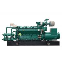 Cheap New Energy Landfill Gas Generator AVL Technology Engine 1200kW 1500kVA 2160A for sale