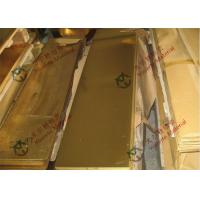 Cheap C11000 C1011 C10200 Copper Alloy Sheet for sale